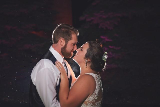 Megan, Bride – October 3, 2020